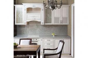 Кухня массив березы Милан - Мебельная фабрика «Корфил»