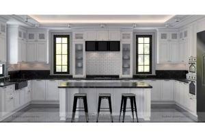 Кухня массив Бруно - Мебельная фабрика «Кухни Премьер»