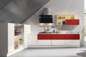 Кухня массив ясеня Rimini - Мебельная фабрика «Мария»