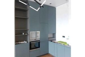 Кухня матовая эмаль - Мебельная фабрика «Таита»