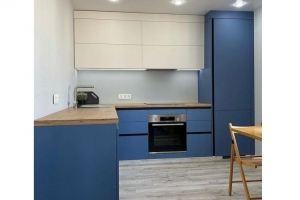 Кухня матовая угловая - Мебельная фабрика «Люкс-С»