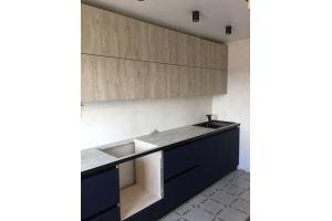 Кухня матовая в стиле Лофт - Мебельная фабрика «МЭК»