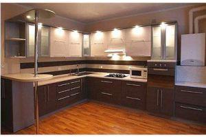 Кухня МДФ 11 угловая - Мебельная фабрика «Мебель Шик»