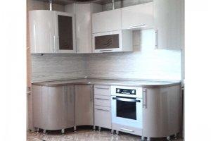 Кухня угловая МДФ - Мебельная фабрика «А-Элита»