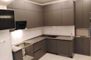 Кухня матовая AGT - Мебельная фабрика «Элна»
