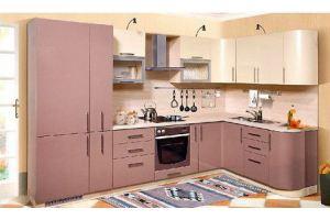 Кухня МДФ 7угловая - Мебельная фабрика «Мебель Шик» г. Ульяновск