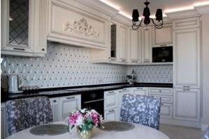 Кухня МДФ 8 - Мебельная фабрика «КухниСтрой+»