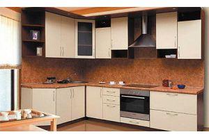 Кухня МДФ 9 угловая - Мебельная фабрика «Мебель Шик» г. Ульяновск