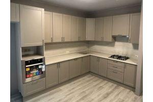 Кухня МДФ Адель Софт - Мебельная фабрика «Алмаз-мебель»