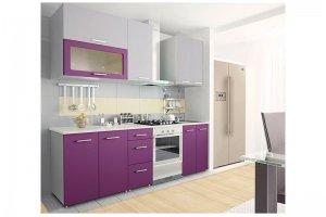 Кухня МДФ Бэлла-2 - Мебельная фабрика «Лагуна»