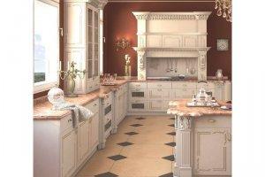Кухня МДФ эмаль - Мебельная фабрика «MipoLine»