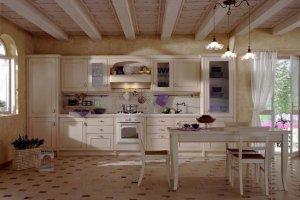 Кухня МДФ эмаль ХО - Мебельная фабрика «MipoLine»