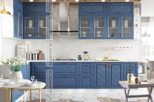 Кухня МДФ Гранд угловая - Мебельная фабрика «Вавилон 58»