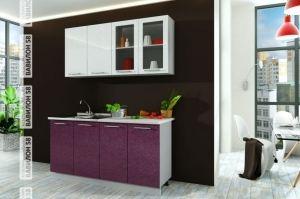 Кухня МДФ Олива 1,6м - Мебельная фабрика «Вавилон58»