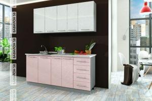 Кухня МДФ Олива 1,8 м - Мебельная фабрика «Вавилон58»