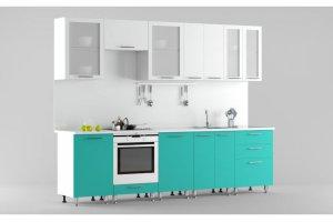 Кухня МДФ Плёнка - Мебельная фабрика «Идея комфорта»