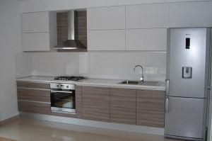 Кухня МДФ прямая - Мебельная фабрика «Гранд Мебель»