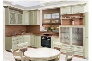 Кухня МДФ Рим - Мебельная фабрика «Корфил»