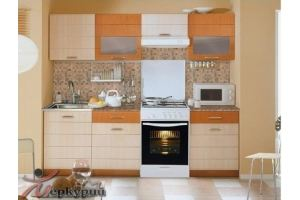 Кухня МДФ Саманта - Мебельная фабрика «Меркурий»