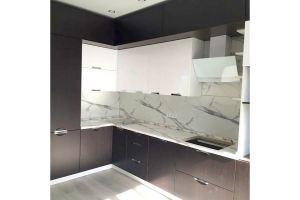 Кухня МДФ со встроенной техникой - Мебельная фабрика «Таита»
