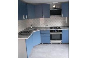 Кухня МДФ софт суперматовая Неон - Мебельная фабрика «Люкс-С»
