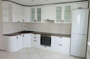 Кухня МДФ угловая - Мебельная фабрика «Гранд Мебель»