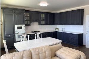 Кухня МДФ в пленке ПВХ Мишель - Мебельная фабрика «Rits»