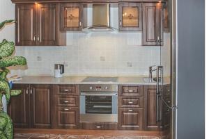 Кухня МДФ в пленке ВХ - Мебельная фабрика «Эдельвейс»