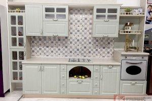 Кухня Прованс зеленая - Мебельная фабрика «ГОСТ»