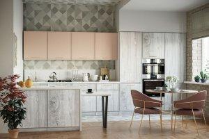 Кухня МДФ Йорк - Мебельная фабрика «Эстель»