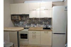 Кухня мини МДФ глянец - Мебельная фабрика «КУБ»