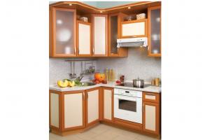 Кухня мини угловая - Мебельная фабрика «Святогор Мебель»