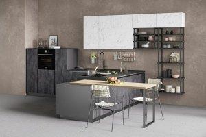 Кухня Mixstone - Мебельная фабрика «Cucina»