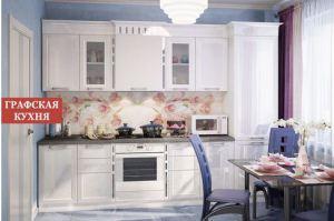 Кухня модерн Элис - Мебельная фабрика «Графская кухня»