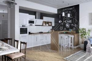 Кухня модерн Эстер - Мебельная фабрика «Кухонный двор»