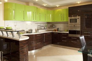 Кухня Moderno Erika - Импортёр мебели «Latini»