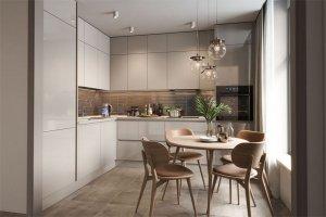 Кухня Модо Смок - Мебельная фабрика «ГеосИдеал»