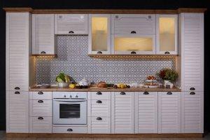 Кухня модульная Кантри - Мебельная фабрика «SbkHome»