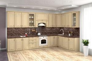 Кухня модульная МИЛАНО - Мебельная фабрика «Классика Мебели»