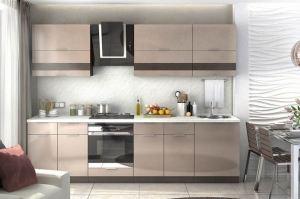 Кухня модульная Терра gloss - Мебельная фабрика «Сурская мебель»