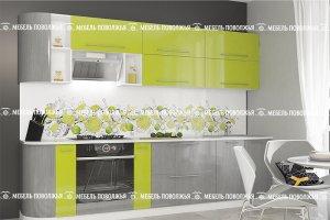 Кухня Мохито - Мебельная фабрика «Мебель Поволжья»