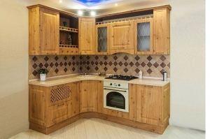 Кухня Монлюсон - Мебельная фабрика «Союз-Мебель»