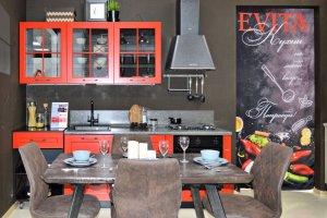 Кухня Монреаль - Мебельная фабрика «Ульяновскмебель (Эвита)»