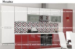 Кухня Мозаика - Мебельная фабрика «Мебель Поволжья»