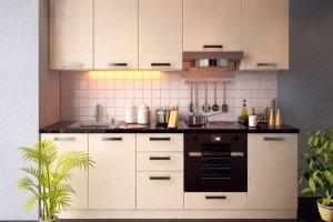 Кухня Ната-Лайт - Мебельная фабрика «Бобр»