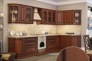 Кухня угловая Неаполь - Мебельная фабрика «Ренессанс»