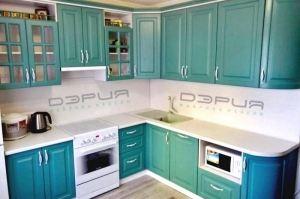Кухня Неаполь - Мебельная фабрика «Дэрия»