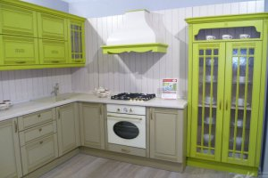 Кухня Нео классика ЛАЗАРУС - Мебельная фабрика «Оранжевый Кот»