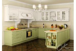 Кухня Нео классика ПРОВАНСЭЛЬ - Мебельная фабрика «Оранжевый Кот»