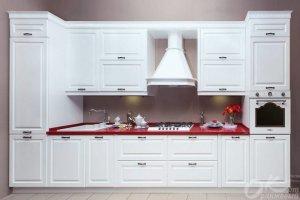 Кухня Нео классика ПРОВАНСЭЛЬ прямой - Мебельная фабрика «Оранжевый Кот»